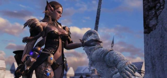 The best free MMORPG games of 20
