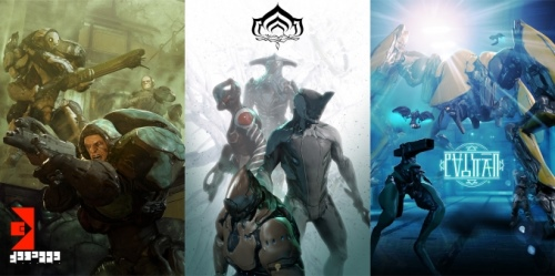 warframe factions
