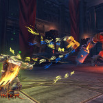 neverwinter combat